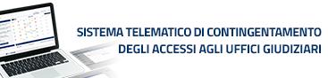STC Prenotazione telematica accessi agli uffici giudiziari